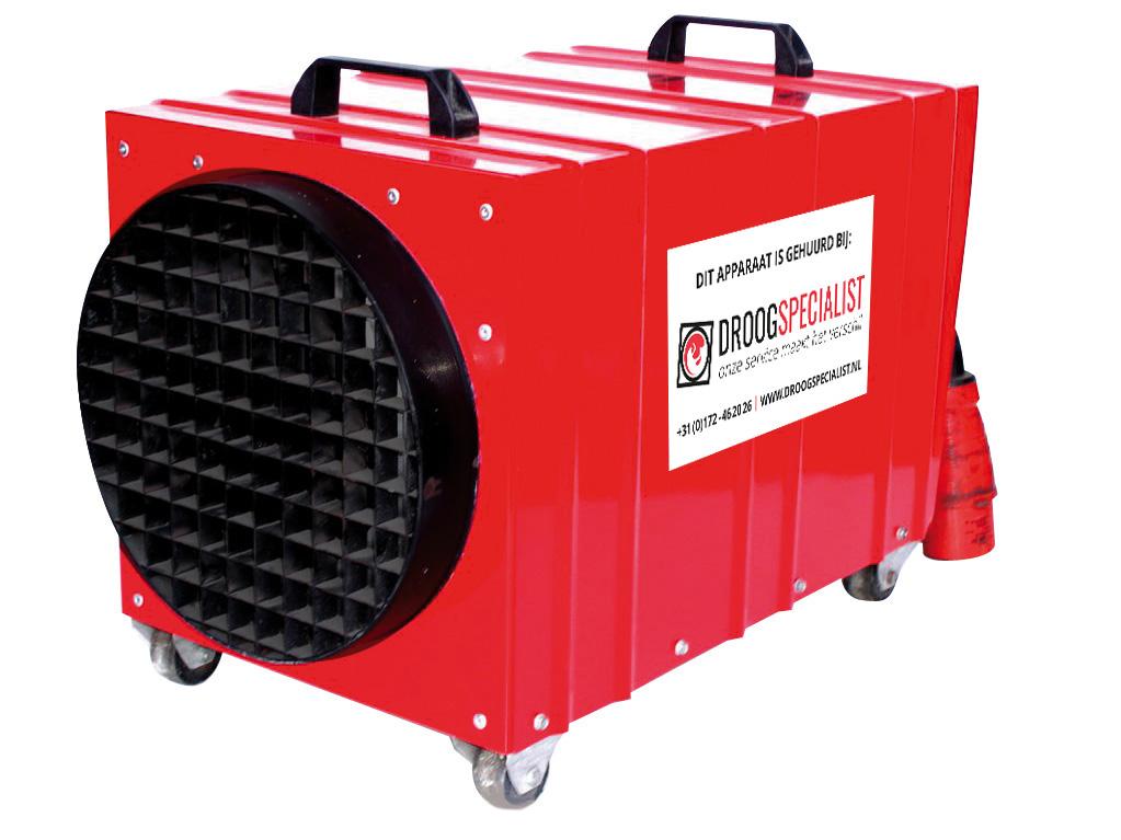 Heater Elektrisch 12KW Type DE65